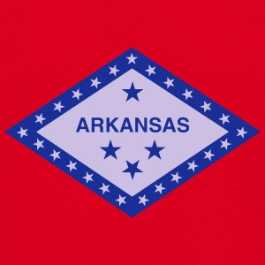 Arkansas Bags & Backpacks - Men's T-Shirt