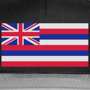 Flag Hawaii Tabliers - Casquette snapback
