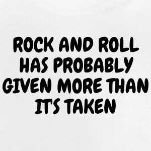 Rock / Metal / Punk / Rock 'n' Roll T-shirts - Baby-T-shirt
