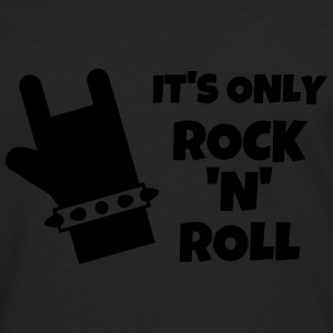 Rock / Metal / Punk / Rock 'n' Roll T-shirts - Herre premium T-shirt med lange ærmer