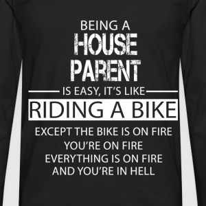 House Parent T-Shirts - Men's Premium Longsleeve Shirt