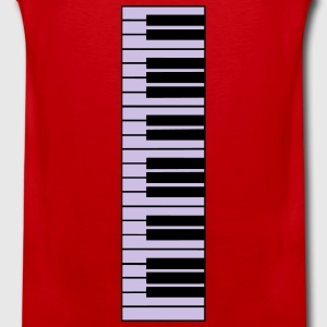 piano, piano keyboard Tee shirts - Débardeur Premium Homme
