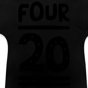 FOUR TWENTY Pullover & Hoodies - Baby T-Shirt
