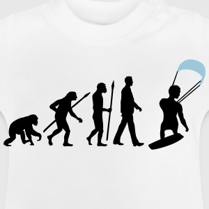 evolution_kite_surfing_man_062016c_2c T-Shirts - Baby T-Shirt