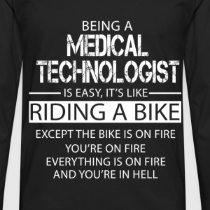 Medical Technologist T-Shirts - Men's Premium Longsleeve Shirt