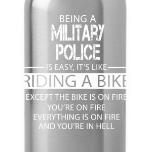Military Police T-Shirts - Water Bottle