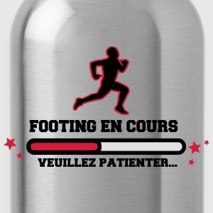 FOOTING EN COURS Tee shirts - Gourde