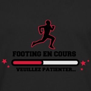 FOOTING EN COURS Tee shirts - T-shirt manches longues Premium Homme