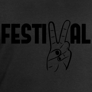 Festival peace music concerts party Tops - Men's Sweatshirt by Stanley & Stella