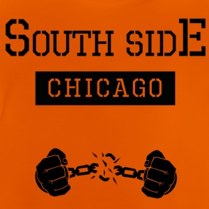 Jail-Shirt Chicago South Side - Baby T-Shirt