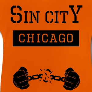 Jail-Shirt Chicago Sin City - Baby T-Shirt