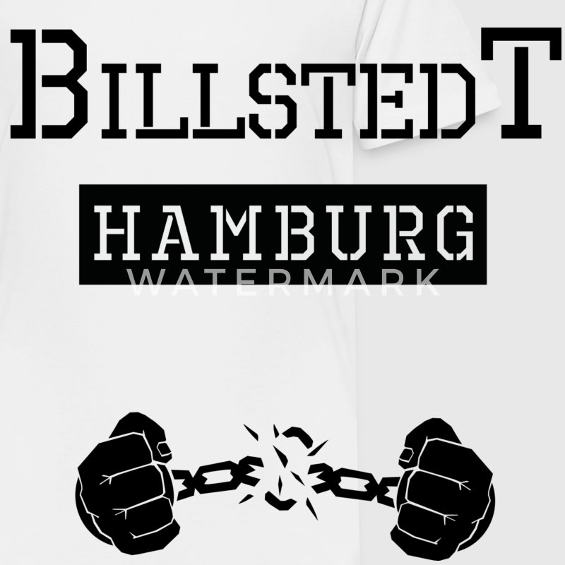 Ghetto-Shirt Billstedt Hamburg - Teenager Premium T-Shirt