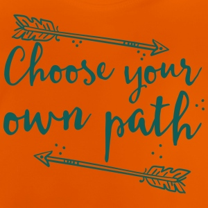 choose your own path with arrow Shirts - Baby T-Shirt