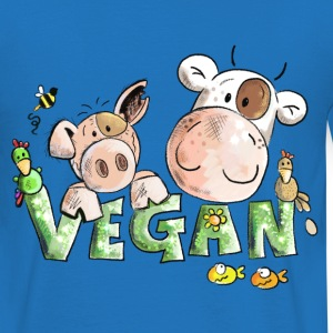 Vegan Hoodies & Sweatshirts - Men's T-Shirt