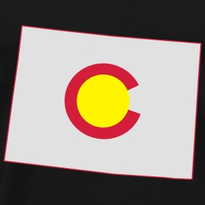Colorado Hoodies & Sweatshirts - Men's Premium T-Shirt