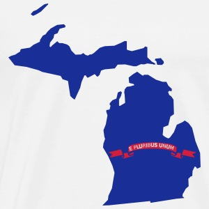 Michigan Hoodies & Sweatshirts - Men's Premium T-Shirt