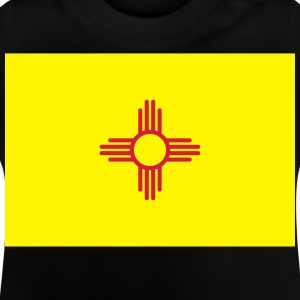Flag New Mexico T-shirts - Baby-T-shirt