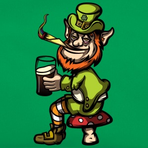 Stoned Leprechaun - Retro Bag