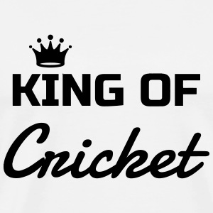 Cricket - Cricketer - Sport - Kricket - Wicket Kookschorten - Mannen Premium T-shirt