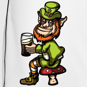 Drunk Leprechaun T-Shirts - Men's Football shorts
