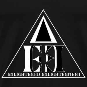 Enlightened Enlightment - Triple Triangle - W&B Sportbekleidung - Männer Premium T-Shirt