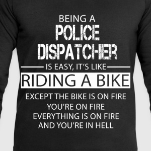 Police Dispatcher T-Shirts - Men's Sweatshirt by Stanley & Stella