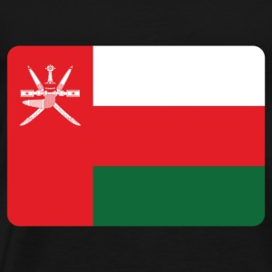OMAN NO. 1 Tops - Men's Premium T-Shirt