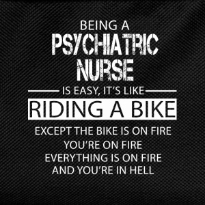 Psychiatric Nurse T-Shirts - Kids' Backpack