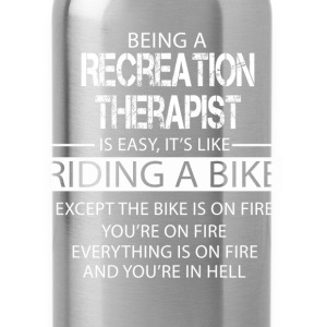 Recreation Therapist T-Shirts - Water Bottle