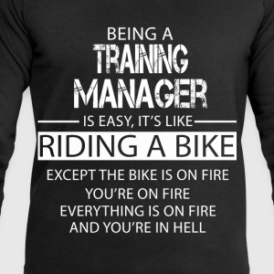 Training Manager T-Shirts - Men's Sweatshirt by Stanley & Stella