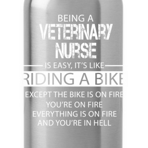 Veterinary Nurse T-Shirts - Water Bottle