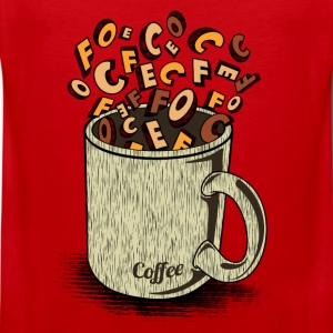 Coffee T-Shirts - Men's Premium Tank Top
