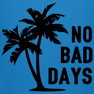 AD No Bad Days Felpe - T-shirt ecologica da uomo