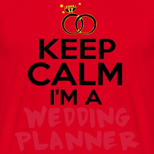 wedding planner - T-shirt Homme