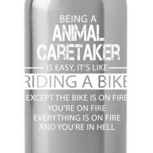 Animal Caretaker T-Shirts - Water Bottle