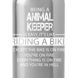 Animal Keeper T-Shirts - Water Bottle