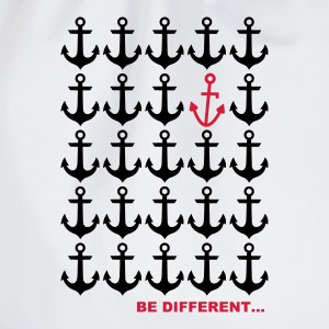 Be different... - Turnbeutel