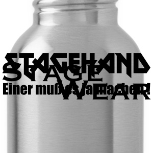 Stagewear Backstage Tops - Trinkflasche