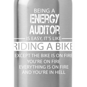 Energy Auditor T-Shirts - Water Bottle