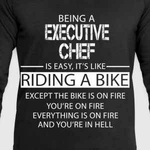 Executive Chef T-Shirts - Men's Sweatshirt by Stanley & Stella