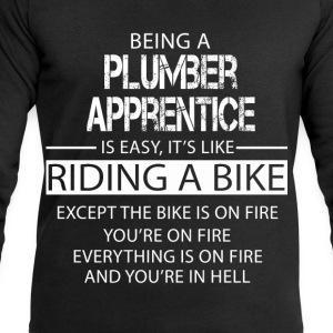 Plumber Apprentice T-Shirts - Men's Sweatshirt by Stanley & Stella