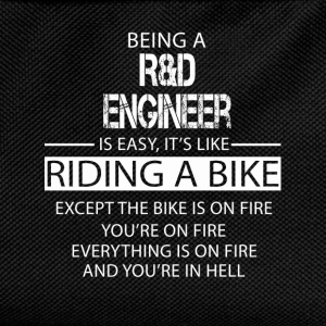 R&D Engineer T-Shirts - Kids' Backpack