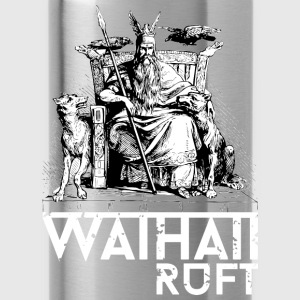Odin Walhall Ruft Pullover & Hoodies - Trinkflasche