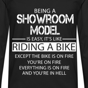 Showroom Model T-Shirts - Men's Premium Longsleeve Shirt