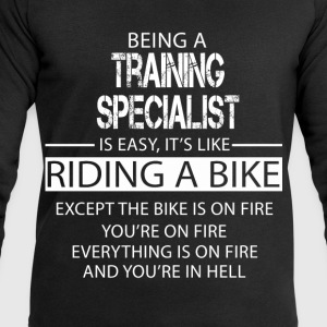 Training Specialist T-Shirts - Men's Sweatshirt by Stanley & Stella