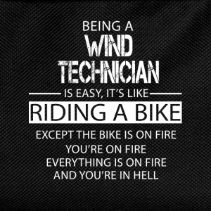 Wind Technician T-Shirts - Kids' Backpack
