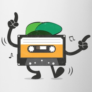 Dancing Cassette Tape (Vintage Style) T-shirts - Mok