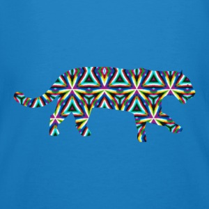 Jaguar Kaleidoscope Design 1 Hoodies & Sweatshirts - Men's Organic T-shirt