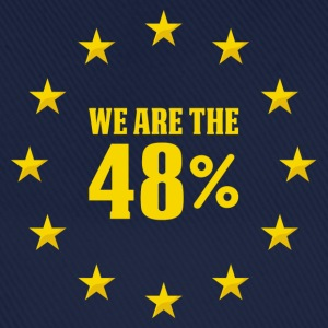 We Are The 48% T-Shirts - Baseball Cap