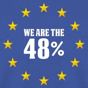 We Are The 48% T-Shirts - Men's Sweatshirt